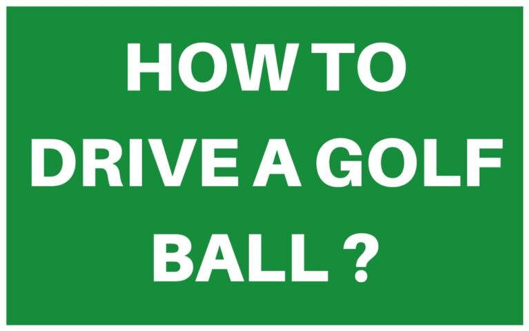 HOW TO DRIVE A GOLF BALL _ (1)