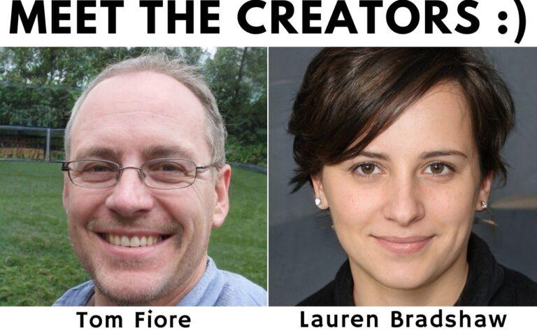 Meet the creators !