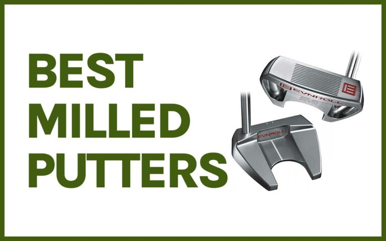 best milled putters