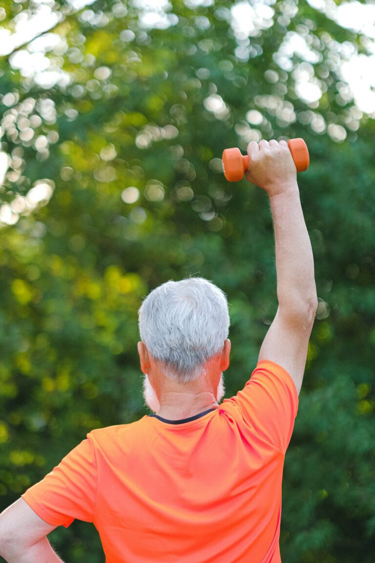 Golf Warm-up Exercises for Seniors