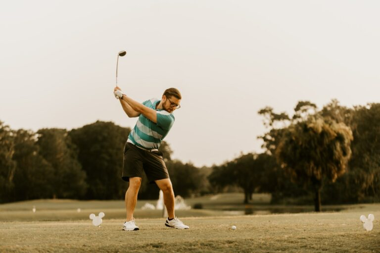 How to Address a Ball with a Driver